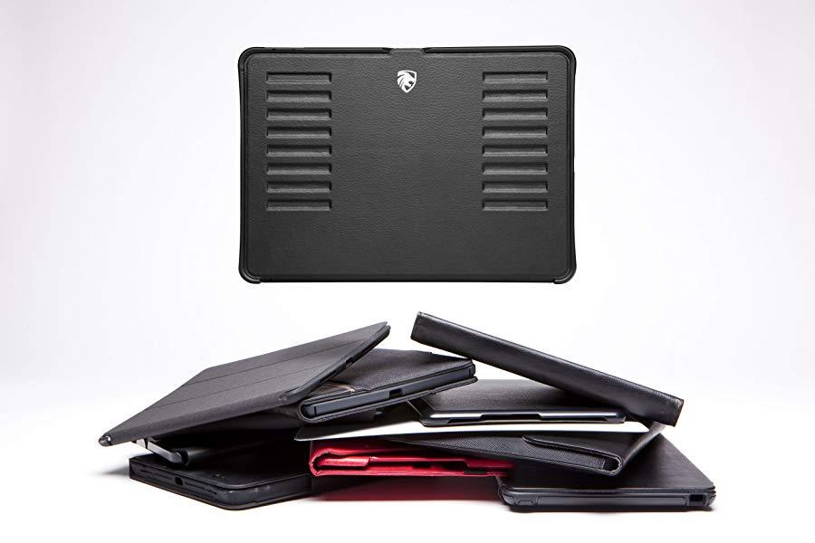 Zugu Case For iPad MINI 5/4 Black_alpha store kuwait